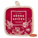 łapka kuchenna spices czerwony