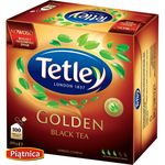 tetley golden black tea 100 torebek