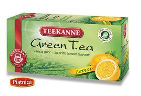 teekane green tea lemon 20 torebek