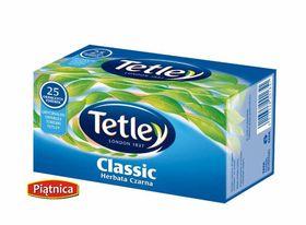 tetley classic czarna 25t