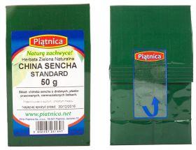 Opakowanie Herbata China Sencha Standard