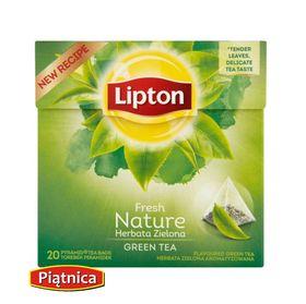 lipton green fresh nature 20 piramidek