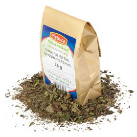 Herbata China White Pai Mu Tan (organic)