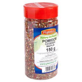 Pomidor czosnek bazylia 150g