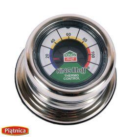 uchwyt z termometrem kinghoff