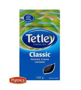 tetley classic lisciasta 100g