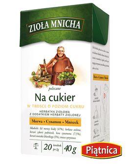 zioła mnicha na cukier big active