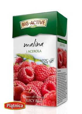big active malina i acerola